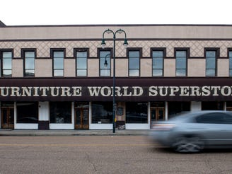 LD2 Market Shoppes moving into old Furniture World Superstore building in downtown Jackson