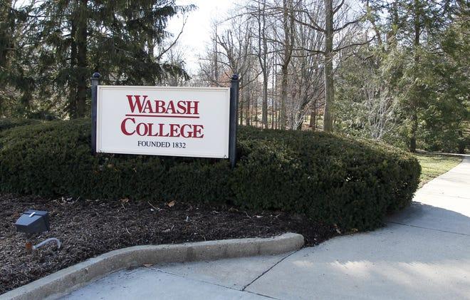 Wabash College in Crawfordsville