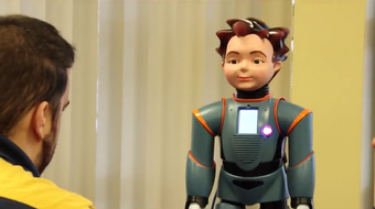New robot helps autism patients learn important communication skills