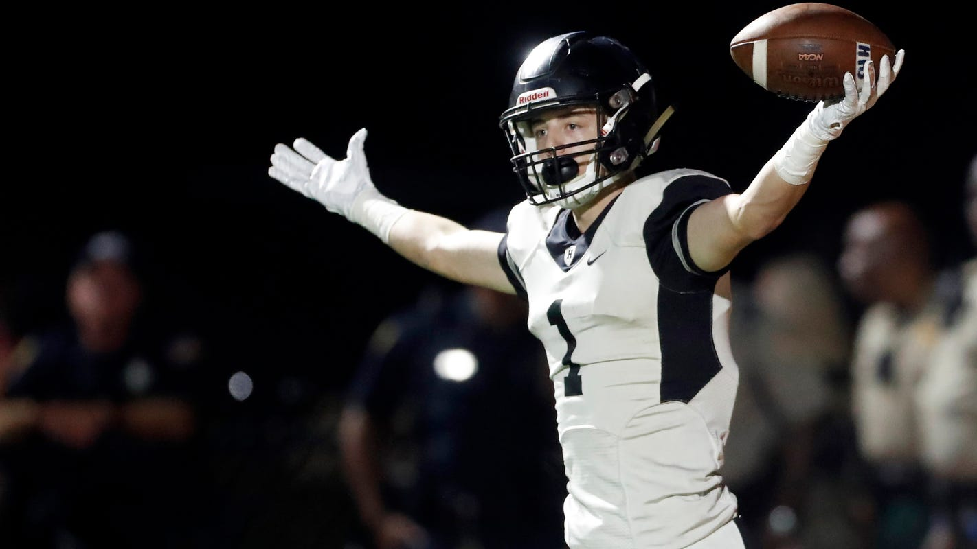 Memphis high school football: Week 9 live game scores, updates