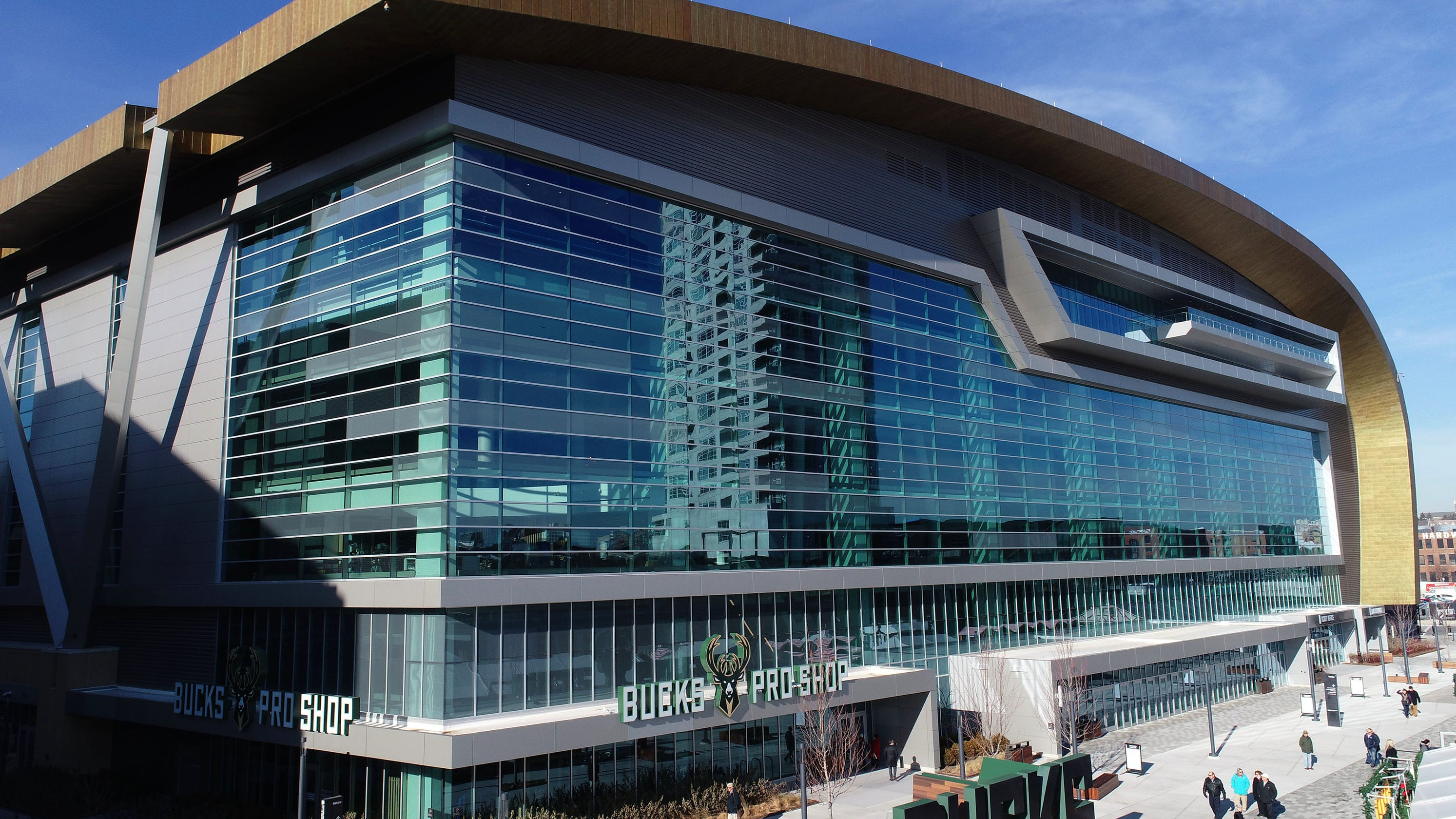 Before the pandemic, Milwaukee's Fiserv Forum was one of the top-grossing concert venues in the world
