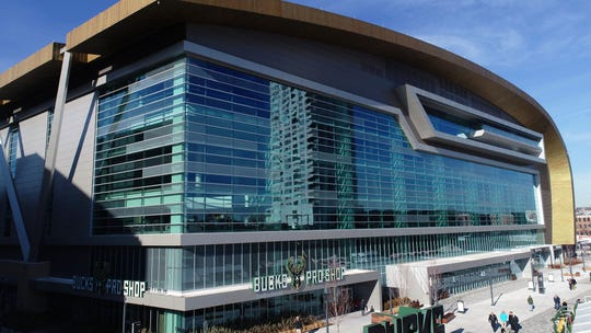 Fiserv Forum in Milwaukee will host the 2020 Democratic National Convention on July 22-13.