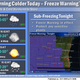 Light snow possible across north and central Wisconsin for weekend