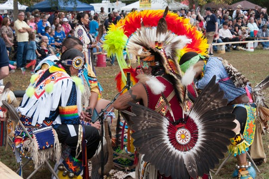 The 38th Native American Indian Association powwow is scheduled Oct. 18-20, at Long Hunter State Park in Nashville.