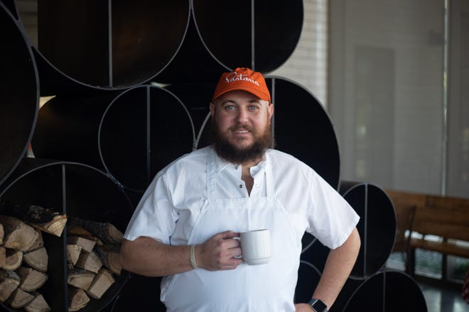 Executive Chef Zane Dearien brings a little bit of Alabama, Italy and Alaska to his role at Pastaria in Nashville.