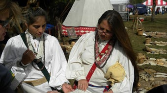 Native American Indian Association of Tennessee to hold annual pow wow at Long Hunter State Park in Nashville that drew 14,000 last year