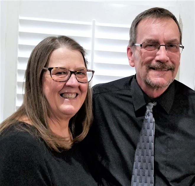 Tammy and Kevin Ford were best friends as well as spouses.