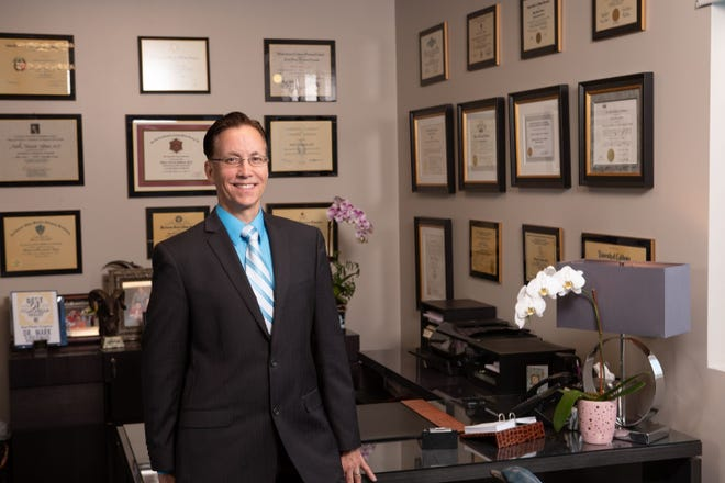 Dr. Mark Sofonio, a local plastic surgeon in Rancho Mirage. This surgeon says find a doctor who will listen.