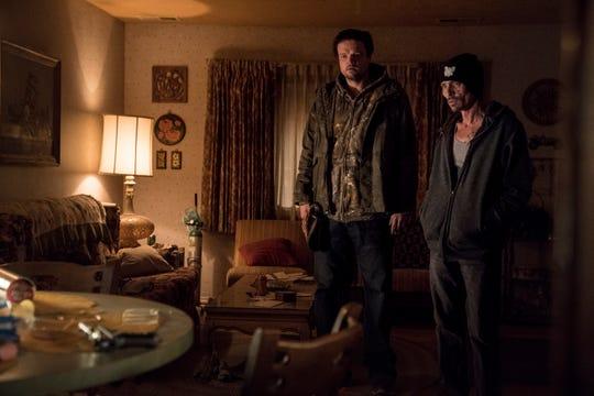 """El Camino: A Breaking Bad Movie"" features Matt Jones and Charles Baker."
