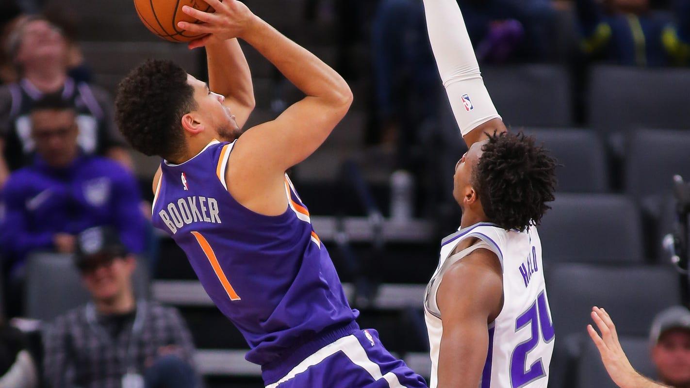 Phoenix Suns can't find buckets in preseason loss to Sacramento Kings