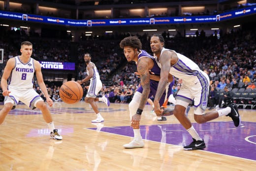 Phoenix Suns looking to rebound after bad preseason loss at Sacramento