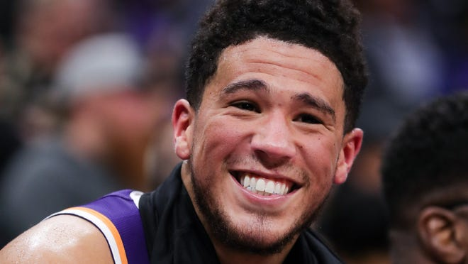 When Kendall Jenner has attended Suns games to support Devin Booker