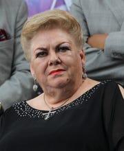 La cantante mexicana Paquita la del Barrio fue hospitalizada este jueves en Ciudad de México (México).