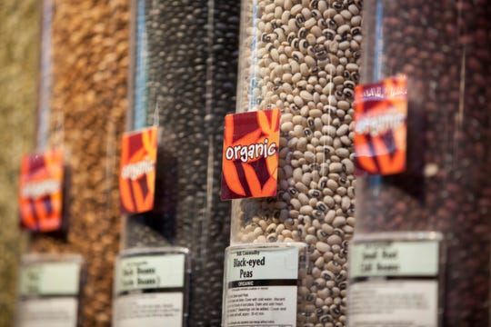 Customers may soon be able to bring their own containers into stores to purchase bulk foods like beans and other grains.