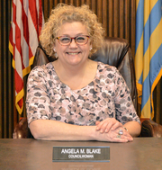 Angela Blake is running for another term in Salisbury City Council's District 5 seat.
