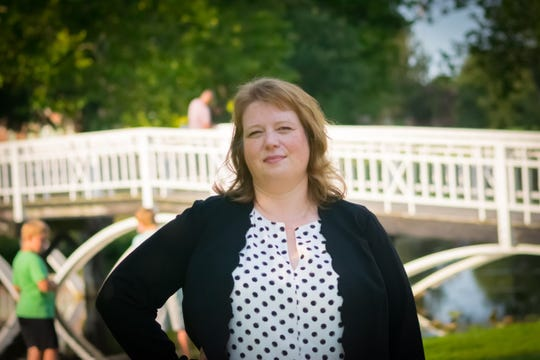 Michele Gregory is running for Salisbury City Council's District 4 seat.
