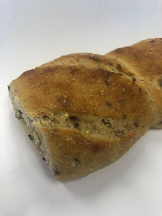 Bread at Zoup.