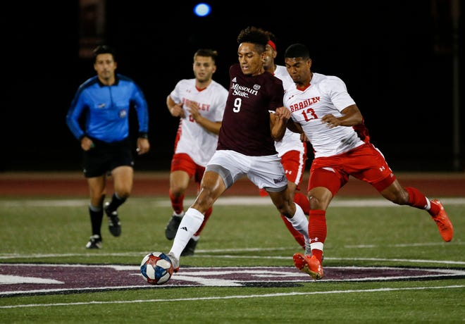Sunday's loss to Loyola makes No. 9 Missouri State 17-1-0 on the season, but they should still be a lock for the NCAA Tournament.
