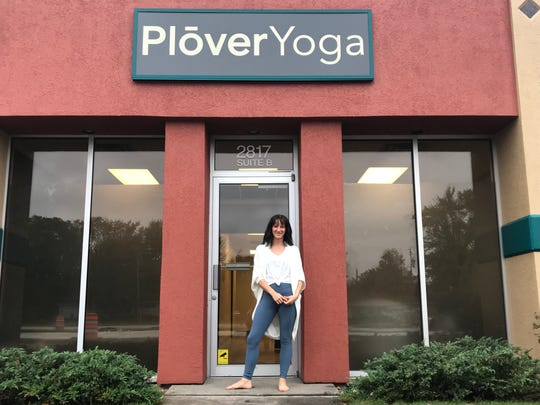 Lisa Lee-Oswald is opening her own studio called Plover Yoga at 2817B Post Road in Stevens Point