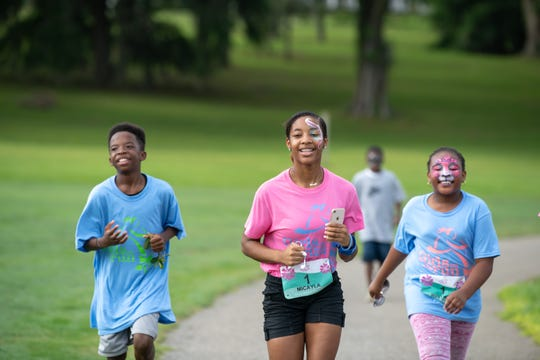 Girls on the Run has worked to implement its curriculum in elementary schools across Leon County and beyond.