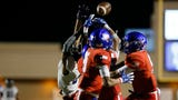 The Americas football team knocked off Franklin, 17-13, in the District 1-6A opener for both teams on Thursday, Oct. 10.