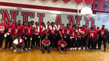 Vineland High students celebrate school spirit during pep rally with Homecoming festivities set for Oct. 12, 2019 at Gittone Stadium.
