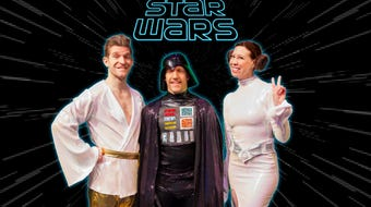 'A Musical About Star Wars' featuring Emily McNamara, Taylor Crousore and Scott Richard Foster is releasing its cast album on Nov. 8.