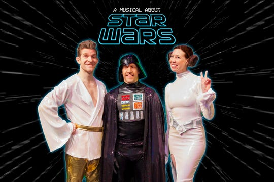 """""""A Musical About Star Wars"""" is releasing its cast album on Nov. 8, 2019."""