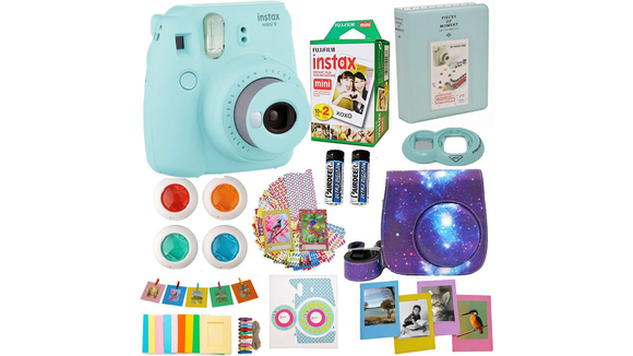Gifts for Kids 2019: Fujifilm Instax Mini Cam