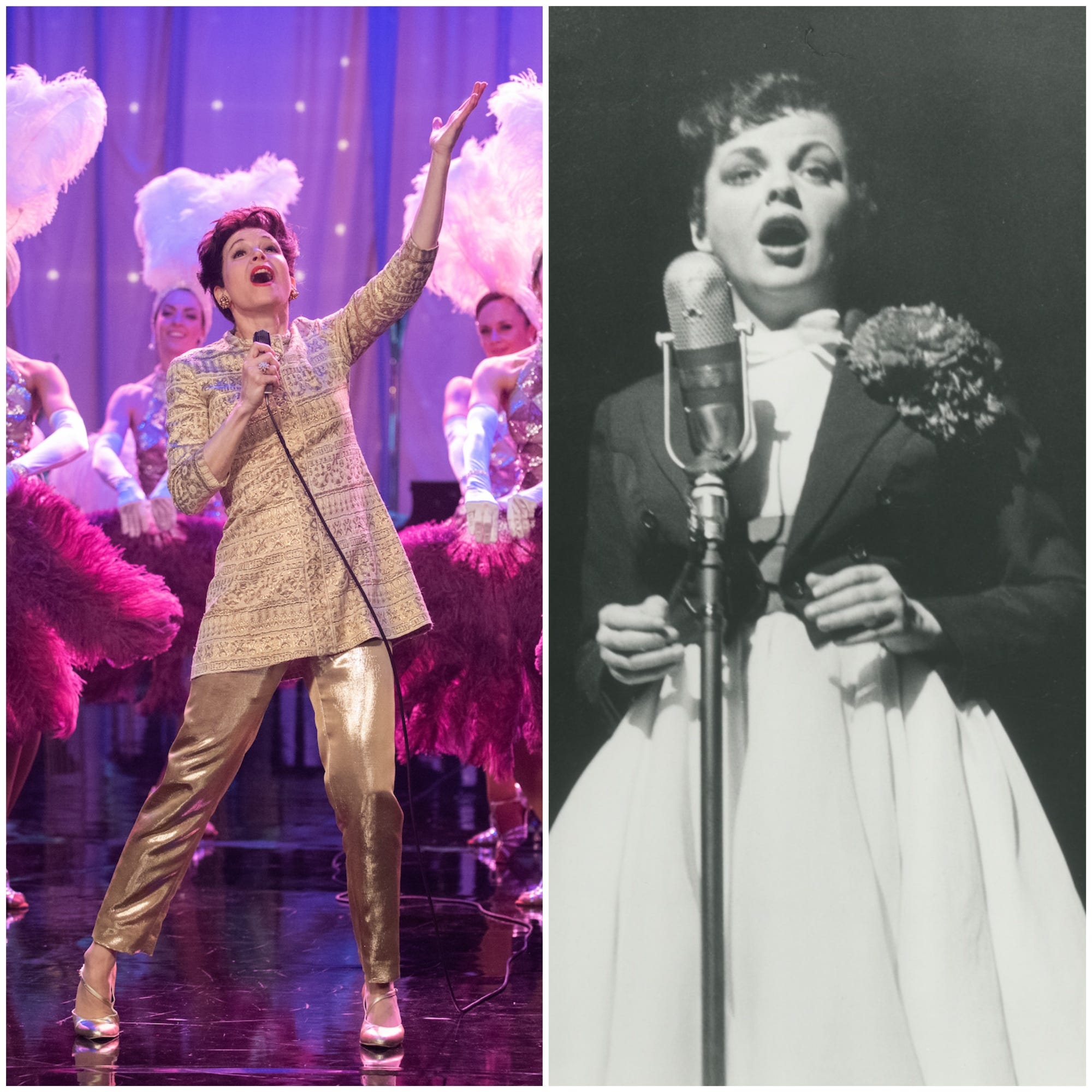 Judy Garland Biopic Sid Judy Doc Explain What Really Happened