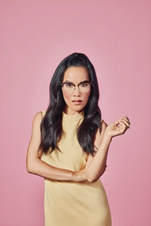 "Comedian and actress Ali Wong's first book, ""Dear Girls,"" is everything her fans would expect: Raunchy, real and uproariously funny."