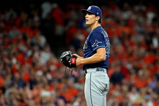 Westlake Legal Group 21a5aa8d-42a3-4c01-983d-6551bea4bcad-USATSI_13492842 'Pretty obvious': Rays starter Tyler Glasnow admits he was tipping pitches in loss vs. Astros
