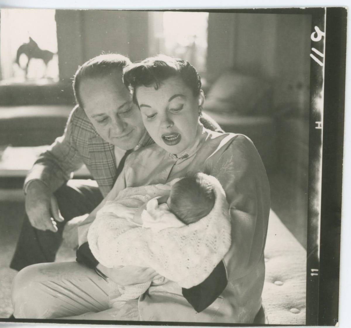 Judy Garland Biopic Sid Judy Doc Explain What Really Happened