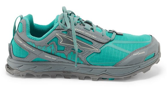 With good grips and drainage, these are a great pair of trail shoes.