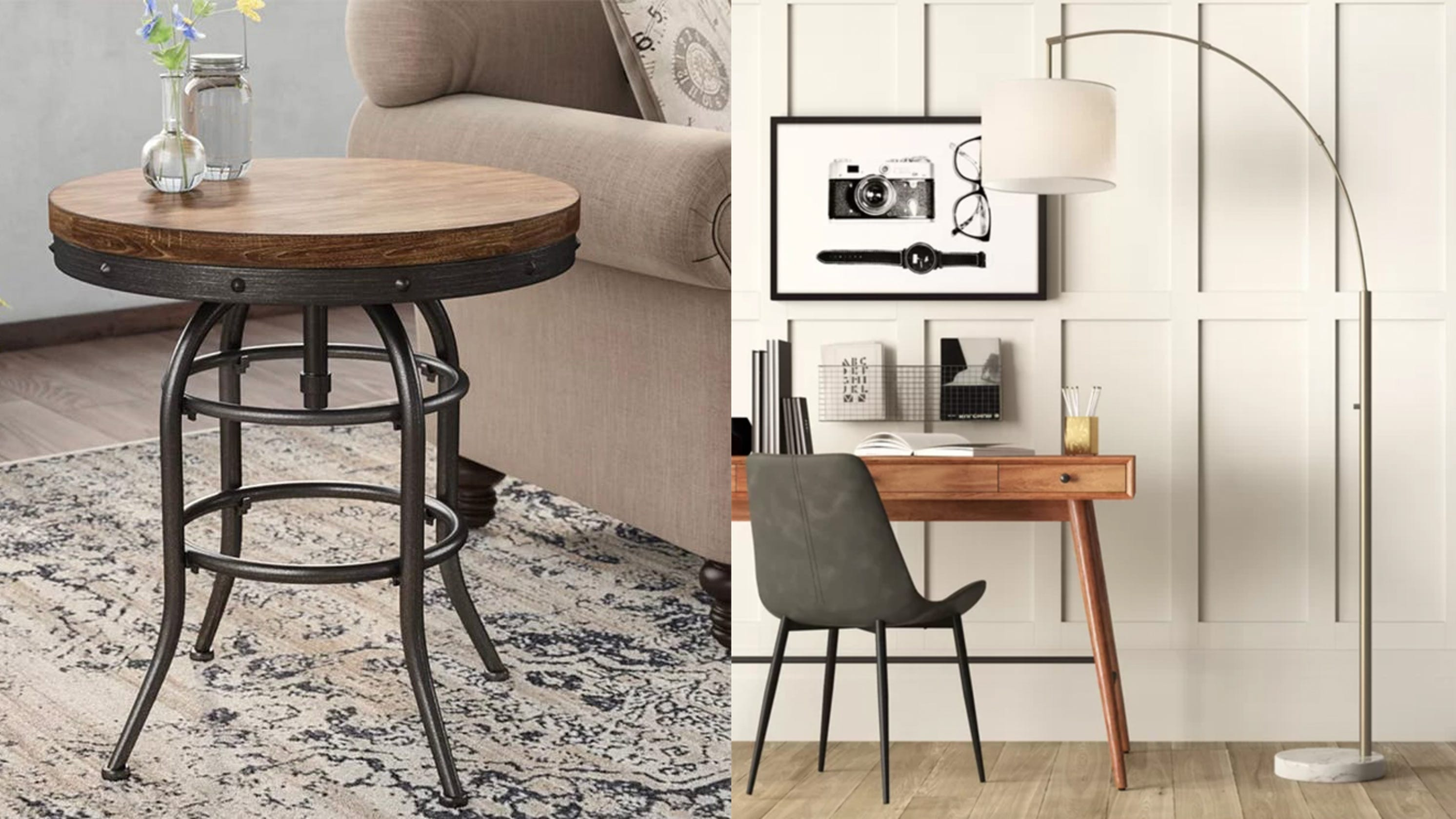 wayfair clearance furniture lamps october popular right table usa today weekend huge deals
