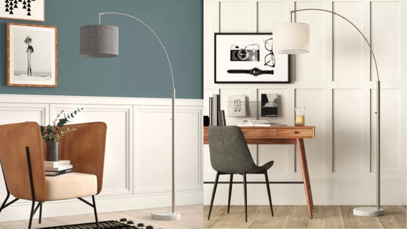 This lamp will make your office completely Instagramable.