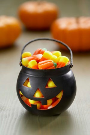 5. Candy corn: The ever-controversial candy corn earned 6% of the vote.
