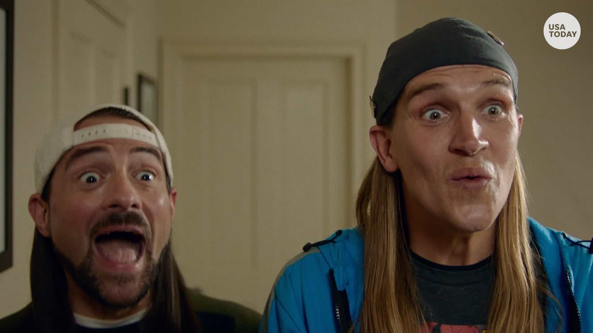 Jay And Silent Bob Reboot Jay Finds Out Life Changing News