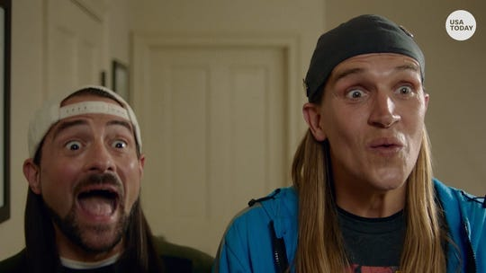 Kevin Smith's 'Jay and Silent Bob Reboot': Are there cameos? Can you take kids? We have answers