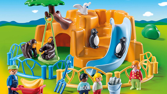 Gifts for Kids 2019: PlayMobil Zoo