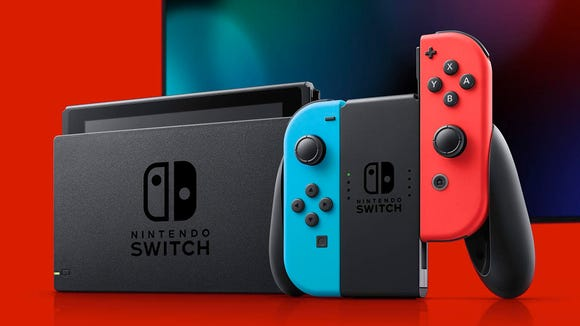 Best tech gifts 2019: Nintendo Switch