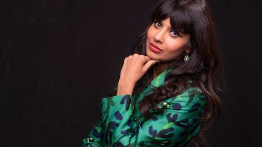 'Good Place' star Jameela Jamil 'almost threw up on camera' hosting 'Misery Index'