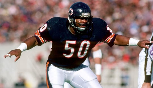 Mike Singletary was a Super Bowl champ, a seven-time First Team All-Pro and played in 10 Pro Bowls.