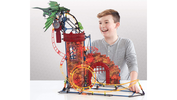 Gifts for Kids 2019: K'nex Dragon Revenge Thrill Coaster