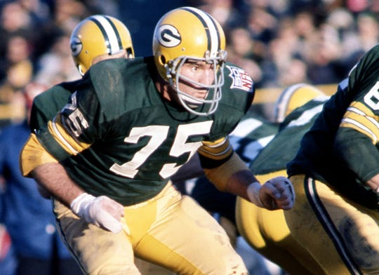 Forrest Gregg was a three-time Super Bowl champion, seven-time First Team All-Pro and played in nine Pro Bowls.