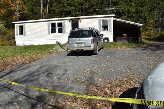 Kenneth W. Robinson, 53, was shot and killed in his residence on Head Road in the Town of Worcester, Otsego County. Four people, including three teens, face murder charges.