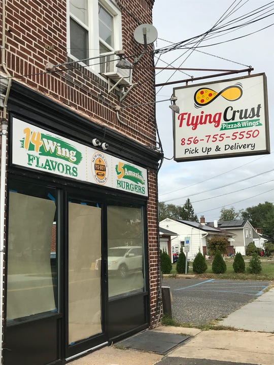 Fling Crust is planning to reopen this month after renovations to damage caused by a car crashing through the store front in May.
