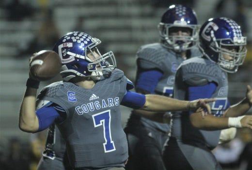 Ohio high school football: Fairfield runs over Princeton on homecoming night, 37-13