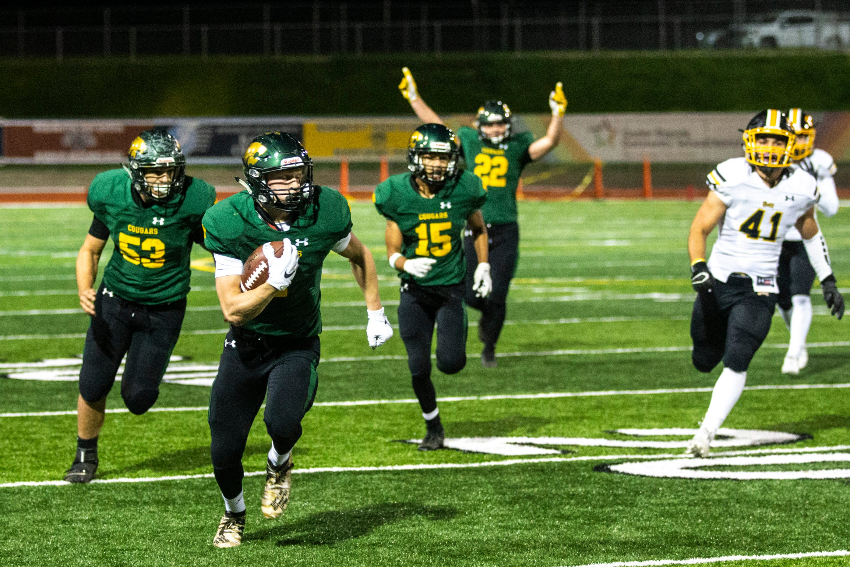 Photos: No. 4 Bettendorf vs. No. 5 Cedar Rapids Kennedy