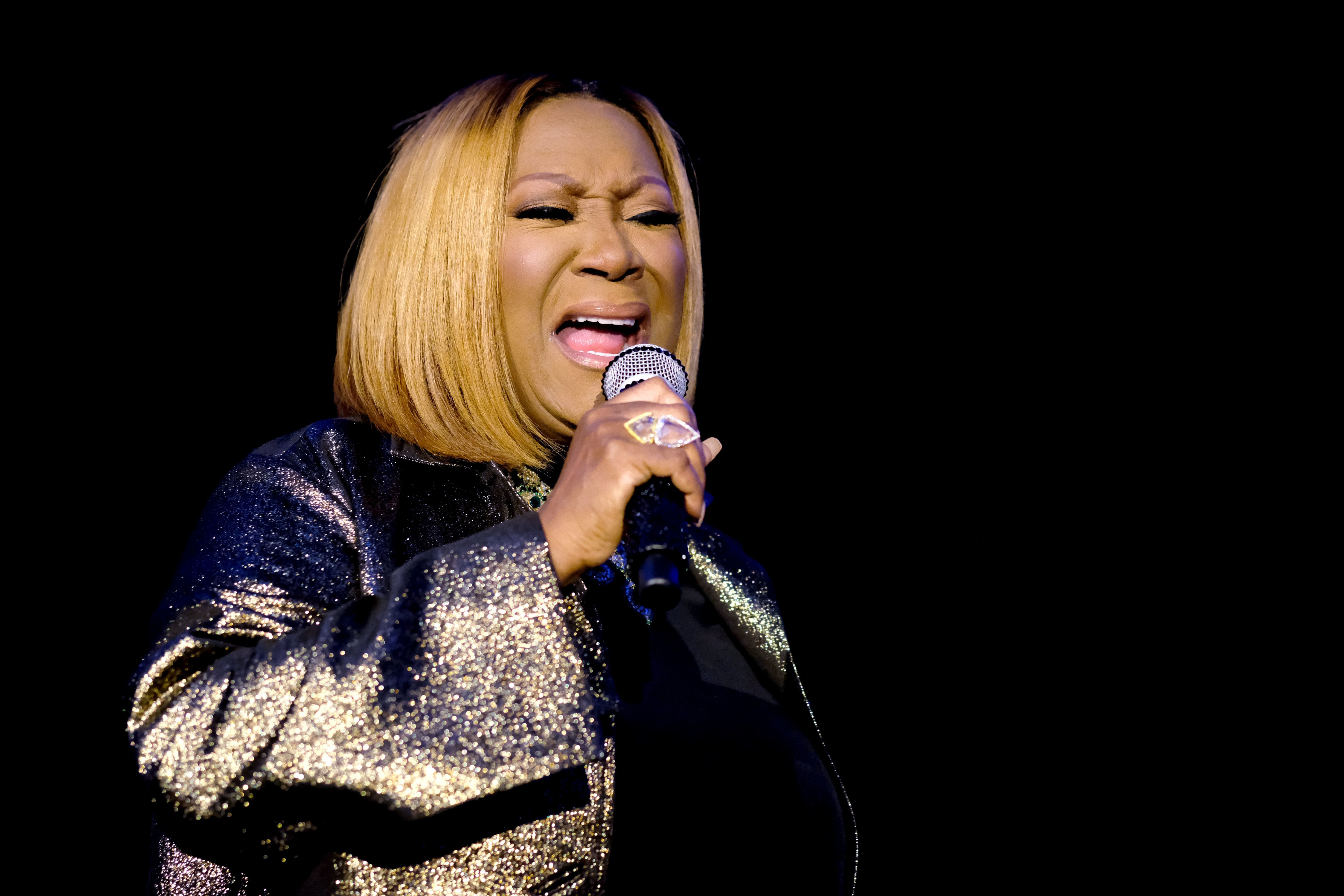 Patti LaBelle's most recent albums arrived in 2017.